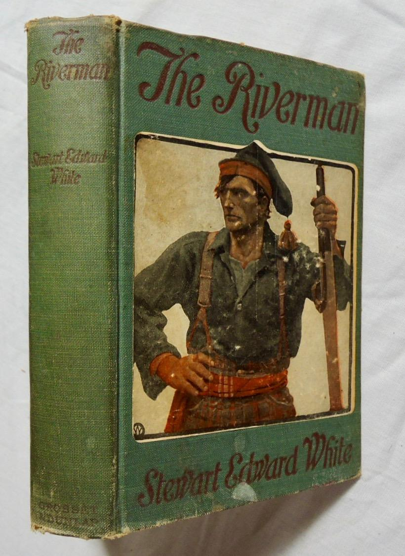 The Riverman book image