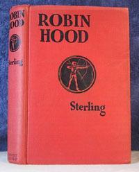 Robin Hood book image