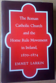 The Roman Catholic Church and the Home Rule Movement in Ireland, 1870-1874 book image
