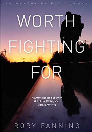 Worth Fighting For book image