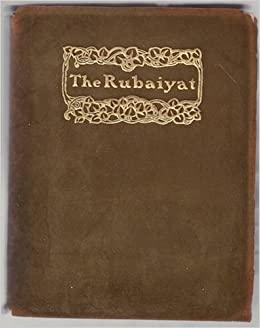 The Rubaiyat of Omar Khayyam book image