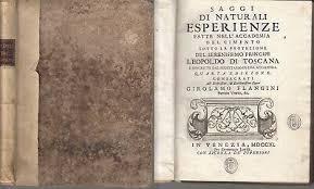 Saggi di Naturali Esperienze Fatte Nell'Accademia del Cimento book image
