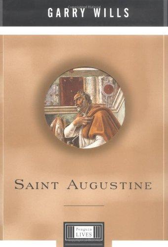 Saint Augustine book image