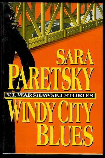 Windy City Blues book image