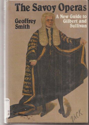 The Savoy Operas book image