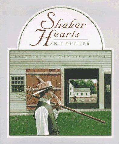 Shaker Hearts book image
