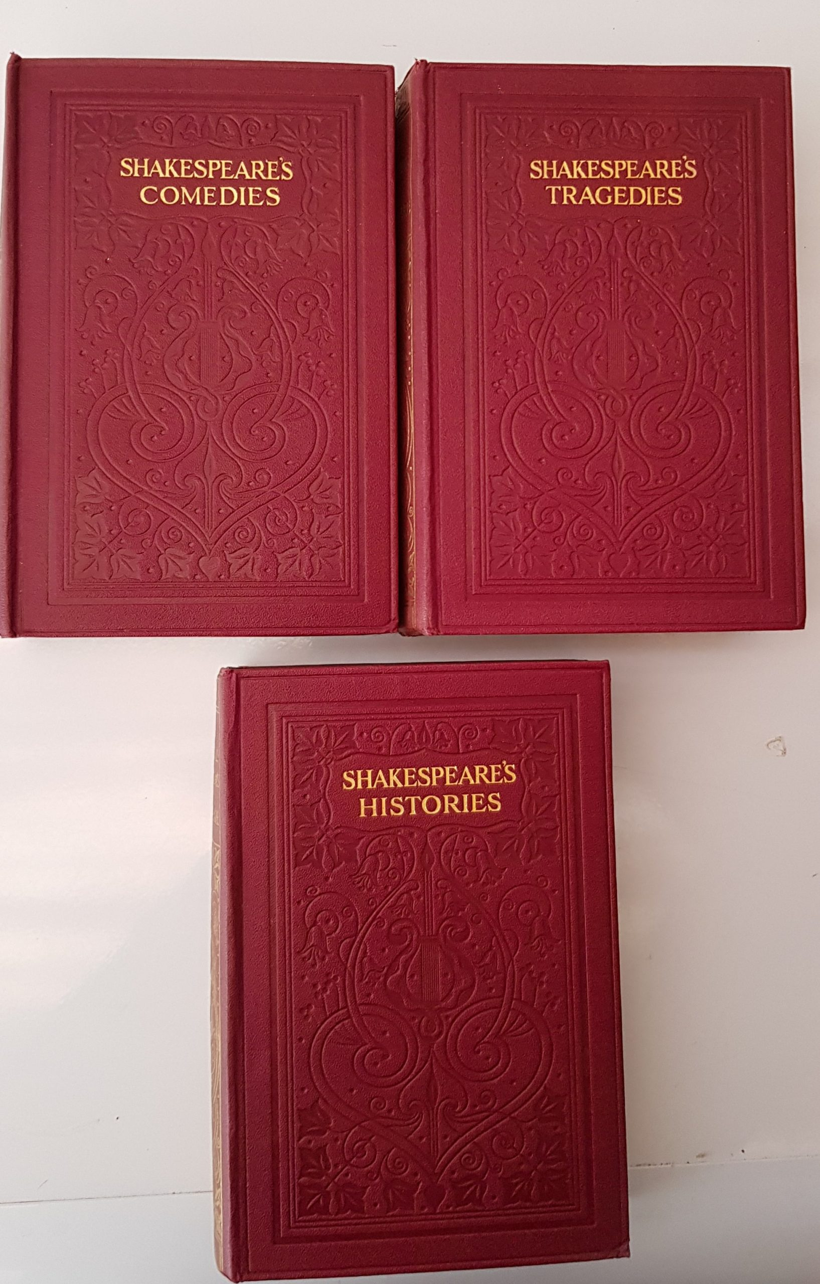 The Histories and Poems of Shakespeare book image