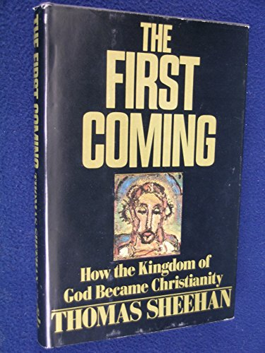The First Coming book image