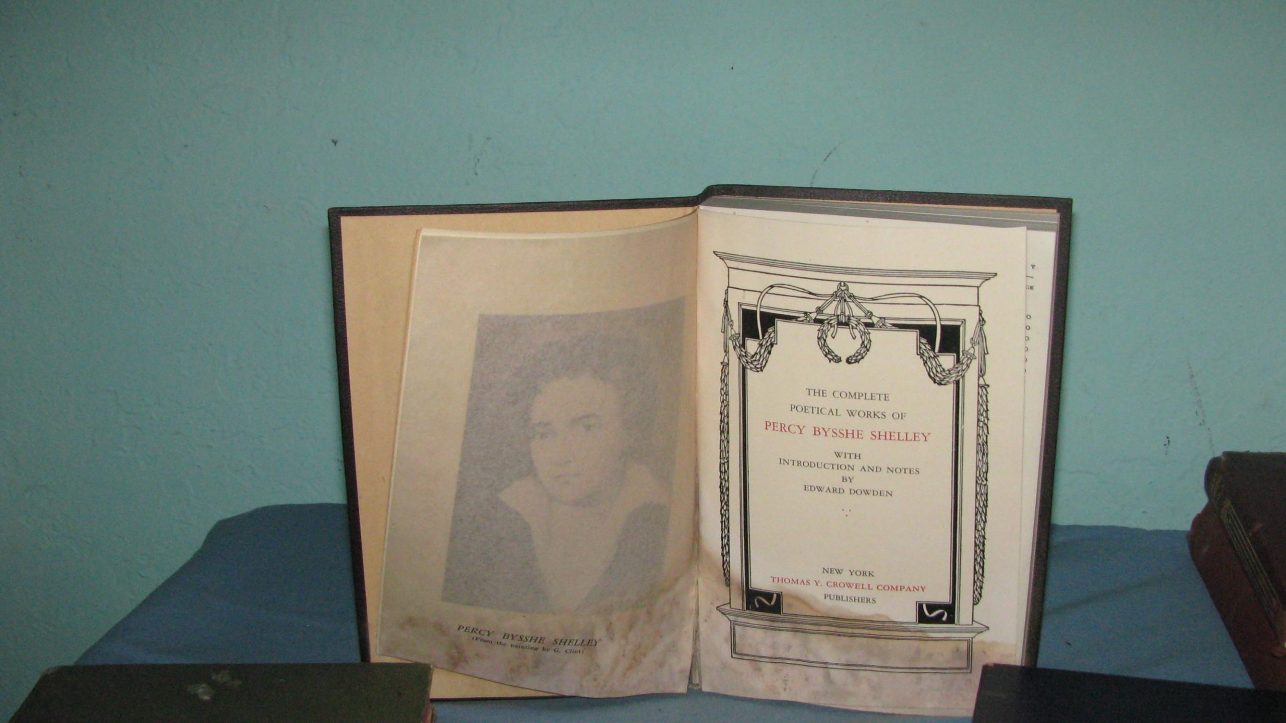 The Complete Poetical Works of Percy Bysshe Shelley book image