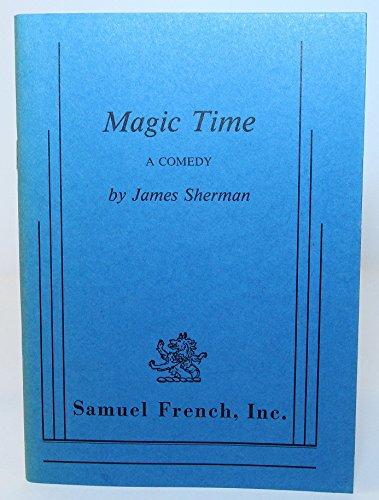 Magic Time:  A Comedy book image