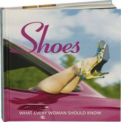 Shoes book image