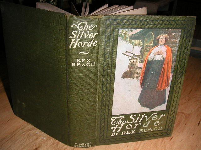 The Silver Horde book image