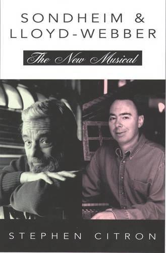 Sondheim & Lloyd-Webber:  The New Musical book image