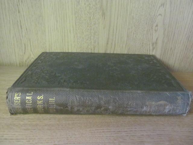The Poetical Works of Edmund Spenser, Vol. 3 book image