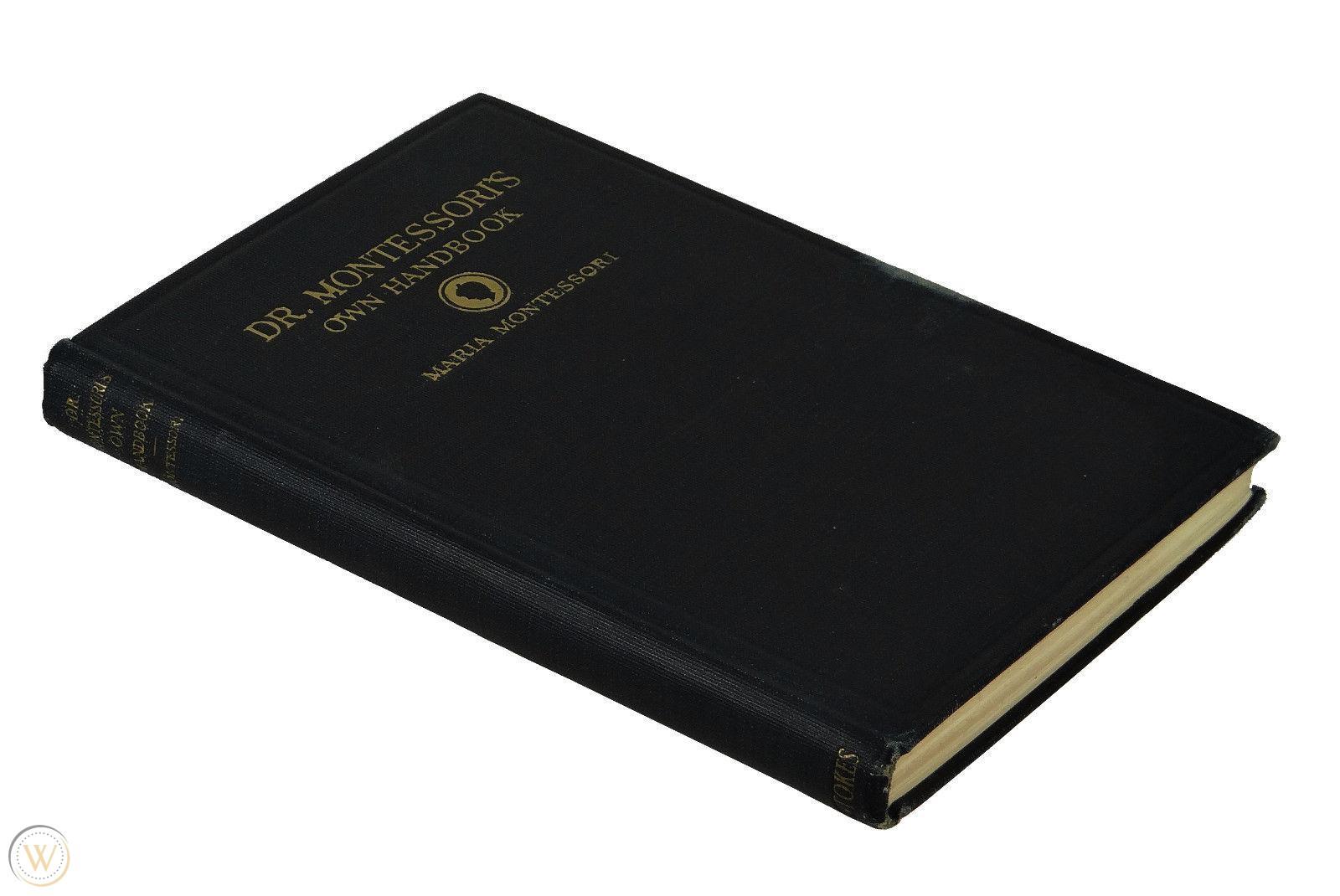 Dr. Montessori's Own Handbook book image