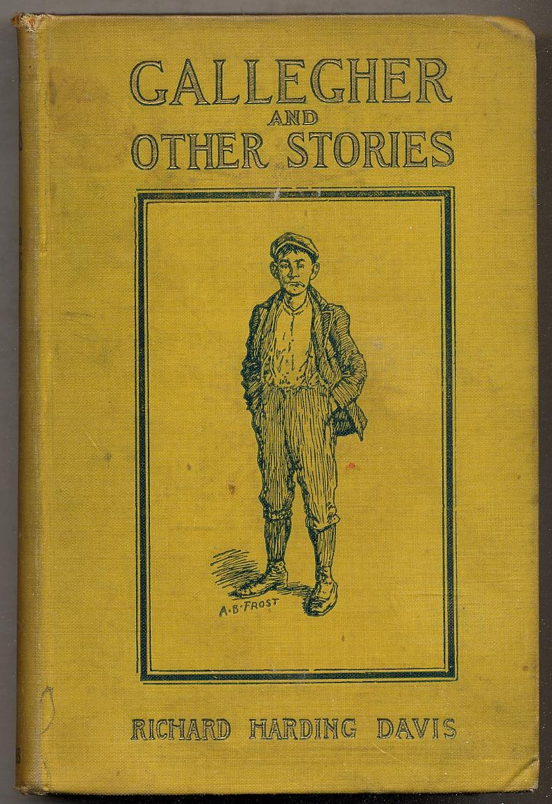 Gallegher and Other Stories book image