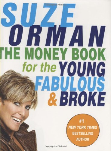The Money Book for the Young, Fabulous & Broke book image