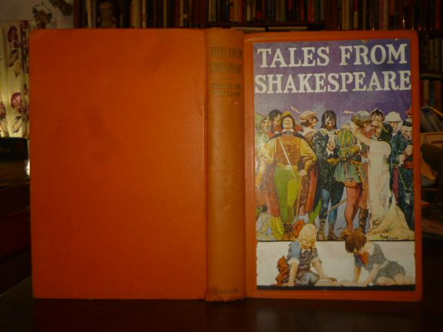Tales from Shakespeare book image
