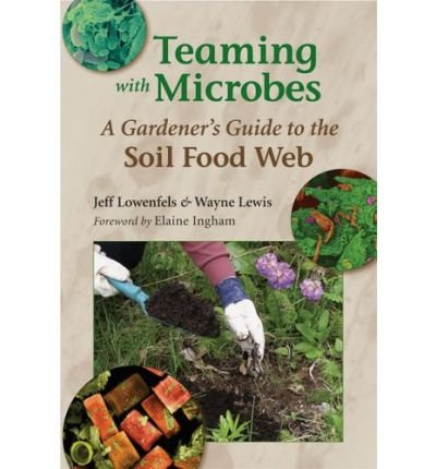 Teaming with Microbes book image