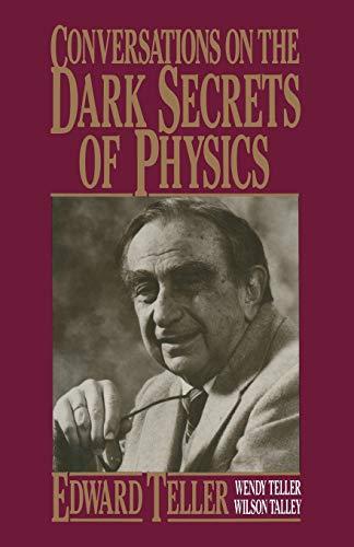 Conversations on the Dark Secrets of Physics book image