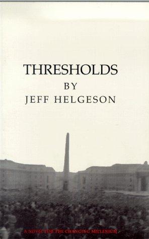 Thresholds book image