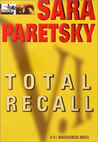 Total Recall book image