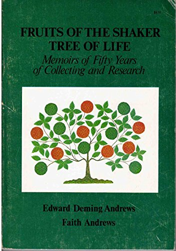 Fruits of the Shaker Tree of Life book image