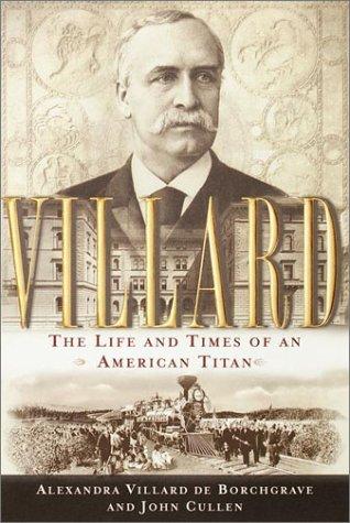 Villard book image