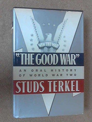 The Good War book image