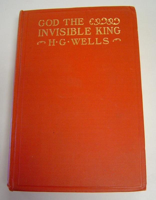God the Invisible King book image