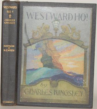 Westward Ho! book image