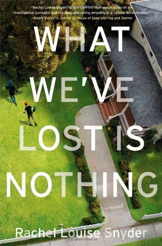What We've Lost Is Nothing book image