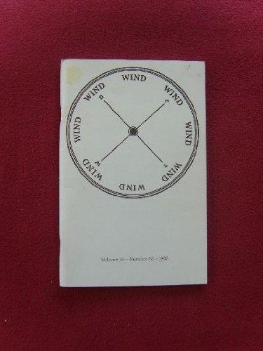 Wind Magazine, Vol. 20, No. 67–1990 book image