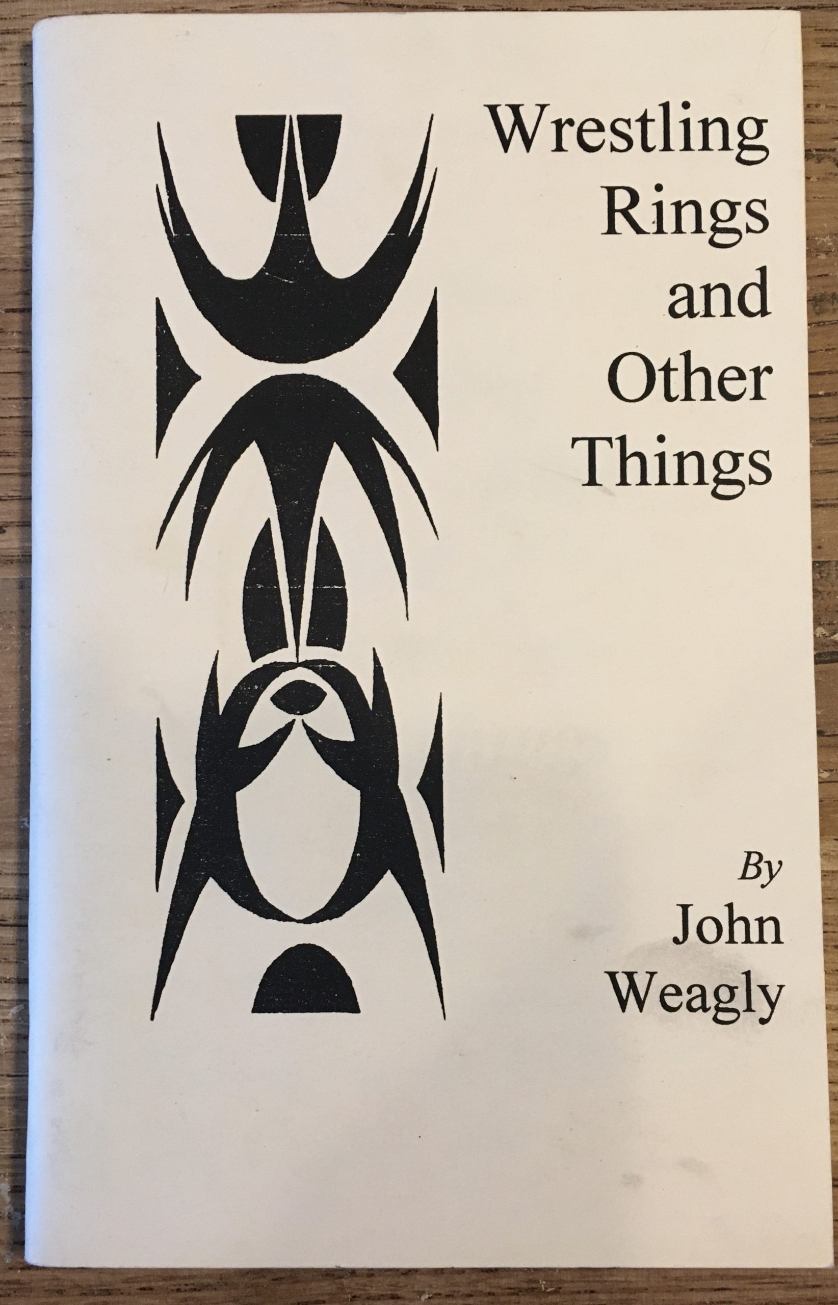 Wrestling Rings and Other Things book image
