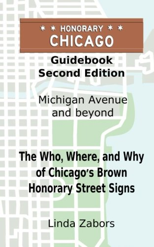 Honorary Chicago Guidebook book image