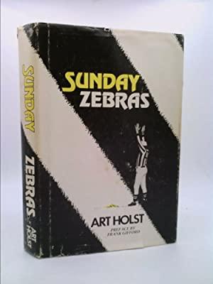 Sunday Zebras book image